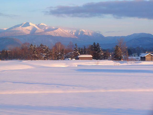 ニセイカウシュッペ山