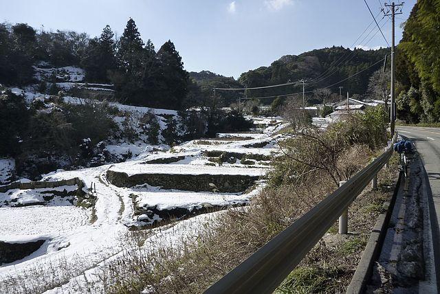 米ノ山峠の棚田