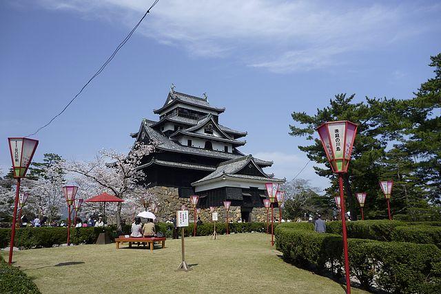 松江城のお城まつり