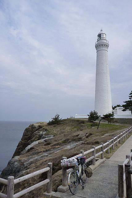 東洋一の日御碕灯台