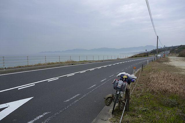 くにびき海岸道路