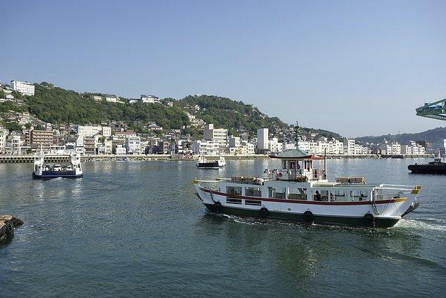 福本渡船と駅前渡船