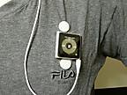 iPod nano用シャツホルダー