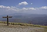 美ヶ原茶臼山から蓼科山八ヶ岳霧ヶ峰